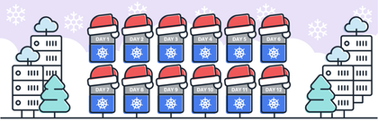 The 12 Days of Kubernetes (Tools)