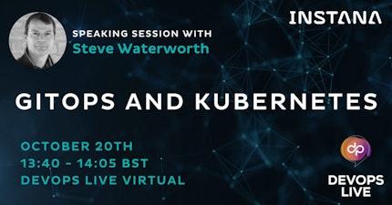 GitOps & Kubernetes: DevOps Live Virtual 2020
