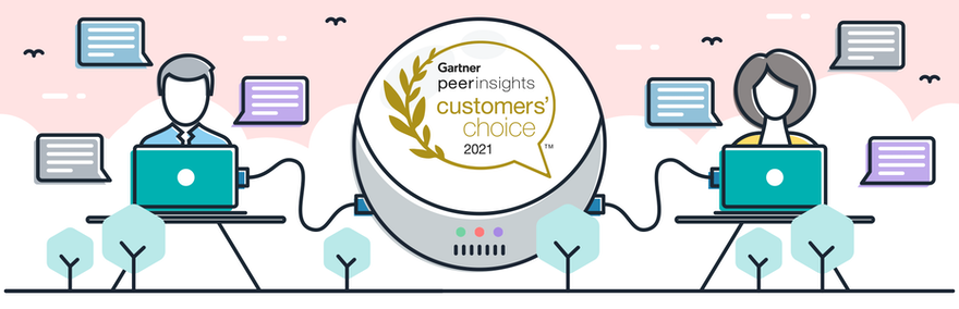Instana Named a 2021 Gartner Peer Insights Customers' Choice for Application Performance Monitoring