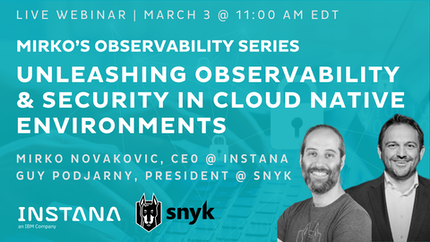 Unleashing Observability & Security in Cloud Native Environments