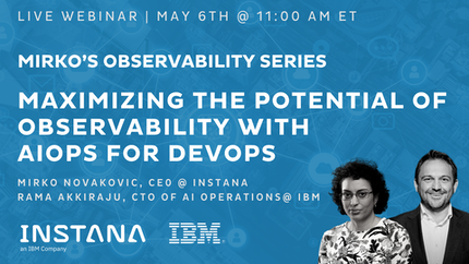Maximizing the Potential of Observability with AIOps for DevOps