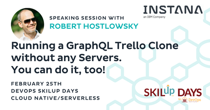 Running a GraphQL Trello Clone without any Servers with SKILup Days Cloud Native & Serverless